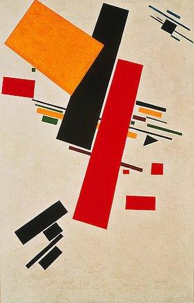 Kasimir Malewitsch: Dynamischer Suprematismus
