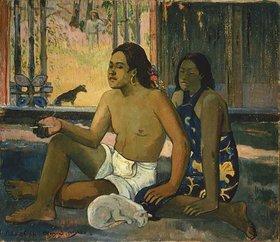 Paul Gauguin: EIAHA OHIPA (Nicht arbeiten)