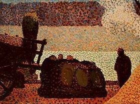 Edouard Vuillard: Schauerleute