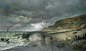 Claude Monet: La Pointe de la Hève bei Ebbe