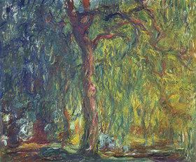 Claude Monet: Die Trauerweide