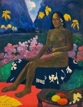 Paul Gauguin: Te aa no areois. / Der Samen der Areoi