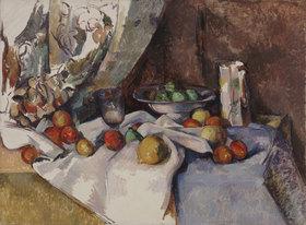 Paul Cézanne: Stillleben mit Äpfeln