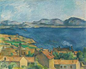 Paul Cézanne: Die Bucht von Marseille