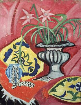 Olga Wladimirowna Rosanowa: Stilleben mit Vase