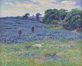 Henri Moret: Landschaft in der Bretagne