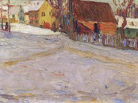 Wassily Kandinsky: Stadtlandschaft