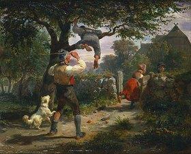 Hermann Kauffmann: Die Obstdiebe