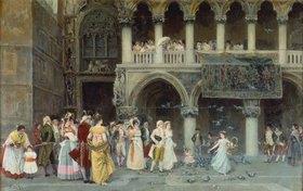 Gabriel Puig Roda: Eine venezianische Hochzeit