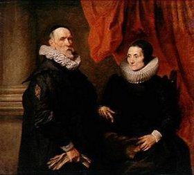 Anthonis van Dyck: Der Maler Jan de Wael und seine Frau Gertrud de Jode