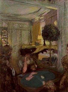 Edouard Vuillard: Damen beim Kartenspiel