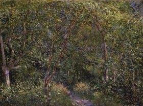 Alfred Sisley: Unter Bäumen