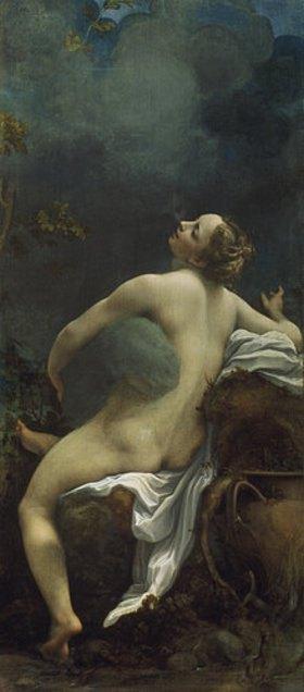 Correggio (Antonio Allegri): Jupiter und Io