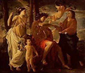 Nicolas Poussin: Die Inspiration des Poeten