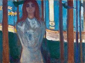 Edvard Munch: Sommernacht - Die Stimme