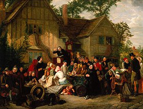 William MacDuff: Eine Auktion auf dem Dorfe