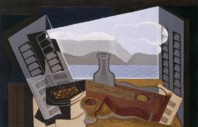 Juan Gris: Das offene Fenster