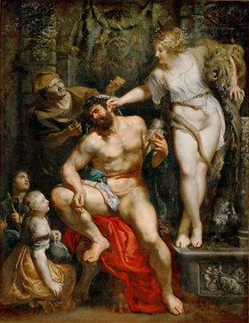 Peter Paul Rubens: Herkules und Omphale