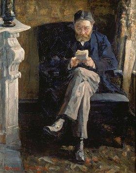 James Ensor: Der Vater des Künstlers