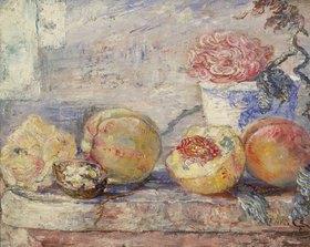 James Ensor: Stilleben mit Pfirsichen