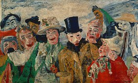 James Ensor: Die Intrige
