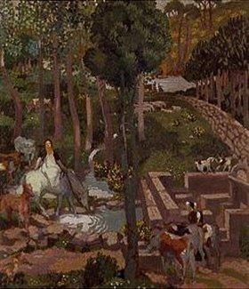 Maurice Denis: Gallische Herdengöttin