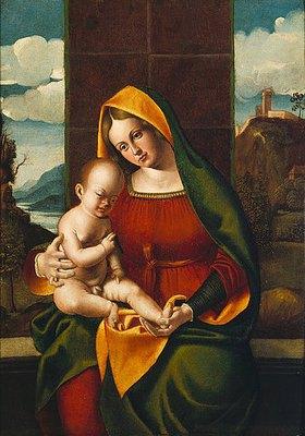 Cima da Conegliano: Die Jungfrau mit dem Kind