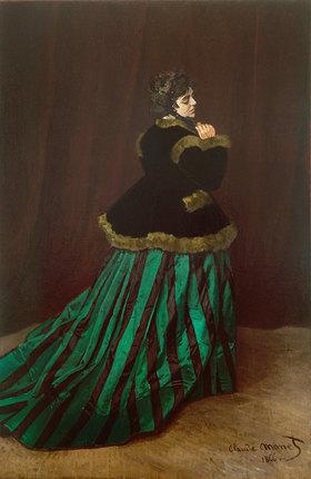 Claude Monet: Camille