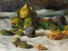 Auguste Renoir: Früchtestillleben (Feigen und Johannisbeeren)