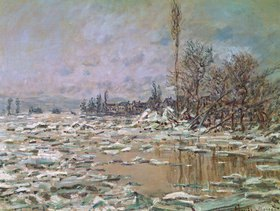 Claude Monet: O Degelo