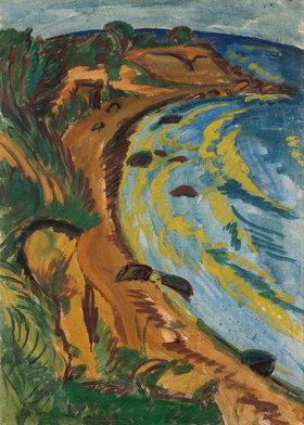 Ernst Ludwig Kirchner: Bucht an der Fehmarnküste