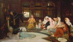 John William Waterhouse: Die Befragung des Orakels