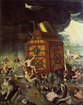 Hans Baldung (Grien): Die Sintflut