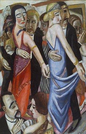 Max Beckmann: Tanz in Baden-Baden