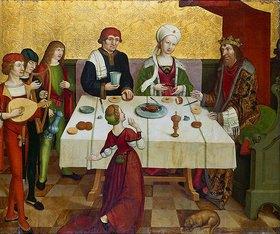 Berner Meister: Das Gastmahl des Herodes