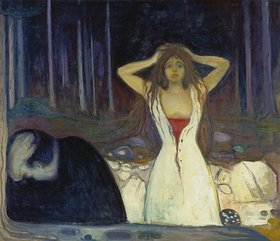 Edvard Munch: Asche