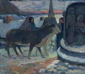 Paul Gauguin: Die Heilige Nacht