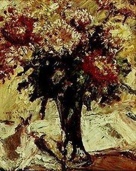 Lovis Corinth: Chrysanthemen