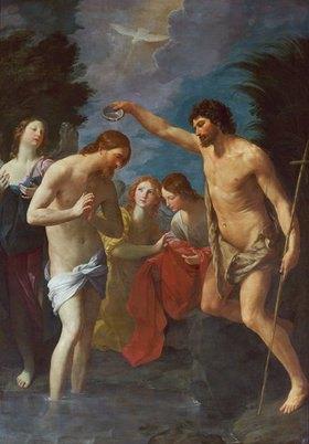 Guido Reni: Die Taufe Christi