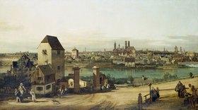Bernardo (Canaletto) Bellotto: München, von Haidhausen aus gesehen