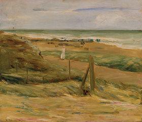 Max Liebermann: Promenade in den Dünen bei Noordwijk