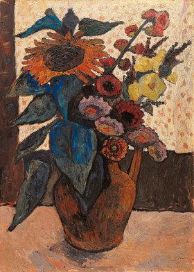 Giovanni Migliara: Stilleben mit Blumen