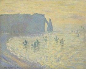 Claude Monet: Die Felsen von Etretat