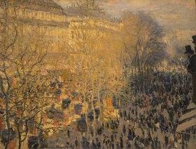 Claude Monet: Der Boulevard des Capucines