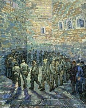 Vincent van Gogh: Rundgang im Gefängnishof