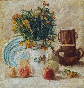 Vincent van Gogh: Stilleben mit Obst
