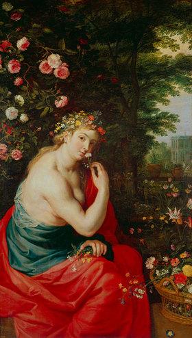 Peter Paul Rubens: Die Göttin Flora