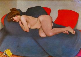 Felix Vallotton: Le Sommeil (Der Schlaf)