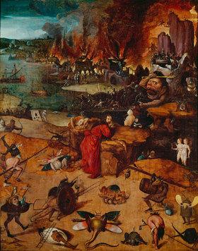 Hieronymus Bosch: Die Versuchung des Heiligen Antonius