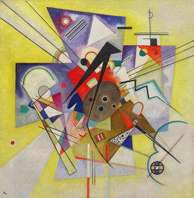 Wassily Kandinsky: Gelbe Begleitung